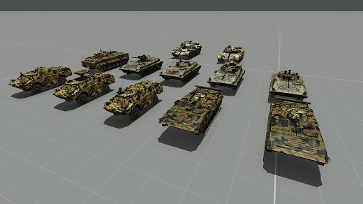 Arma3用いろいろな兵器と装備追加MOD