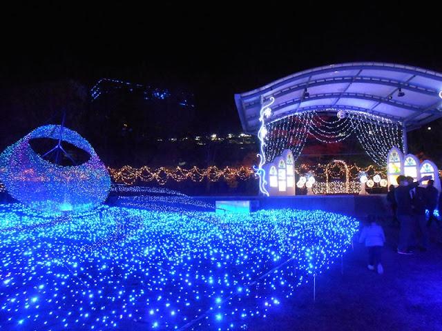 軽井沢近隣イルミネーション