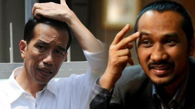 Abrahan Samad Serang Kebijakan Presiden Jokowi Naikkan BPJS: Lain Gatal Lain Digaruk