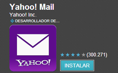 yahoo mail app android
