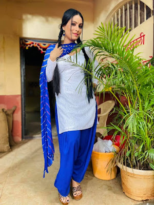 Rani Beti Raj Karegi  actress sanjana raj