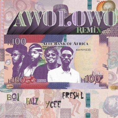 [Mp3] BOJ - Awolowo remix ft Falz, Ycee & Fresh L