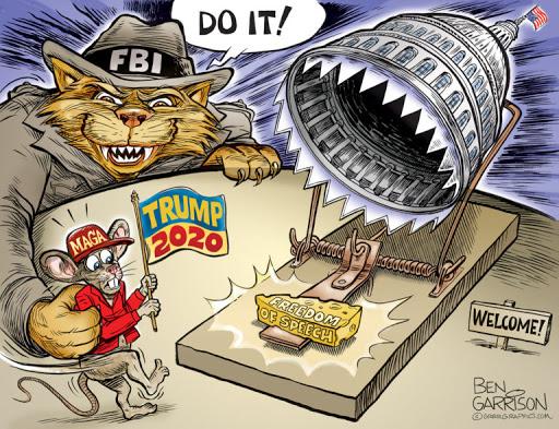 FBI Mouse Trap