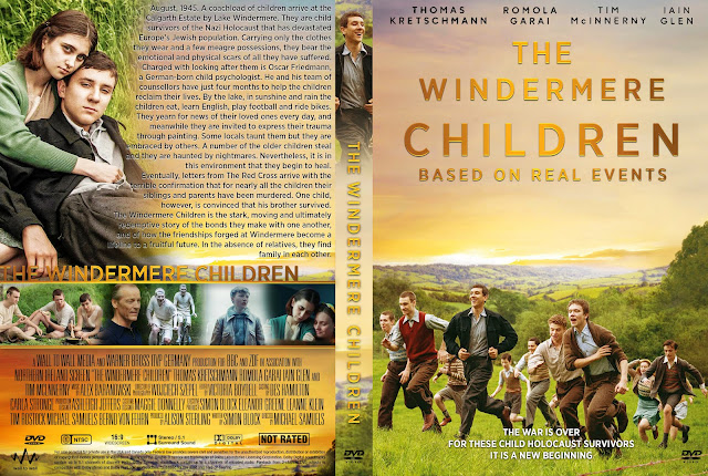 The Windermere Children DVD Cover