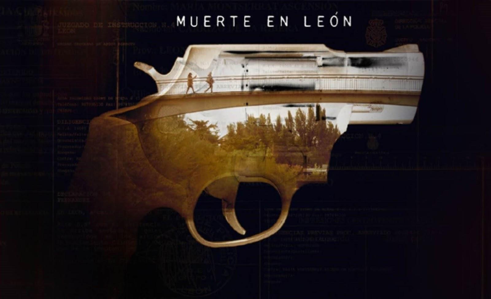 Imagen promocional de Muerte en León, la serie de no ficción de Movistar+