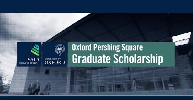 منحة أكسفورد بيرشينج سكوير  مقدمة للطلبة من مختلف دول العالم لإكمال درجة الماجستير في المملكة المتحدة (ممولة بالكامل )