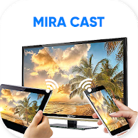 Miracast Screen Mirroring (Wifi Display) Apk free for Android