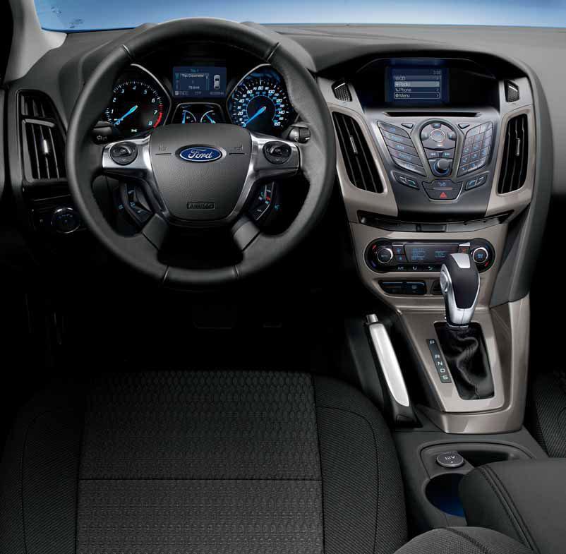 Ford Focus Se Hatchback >> Ford: 2012 Ford Focus SEL Sedan and HatchBack