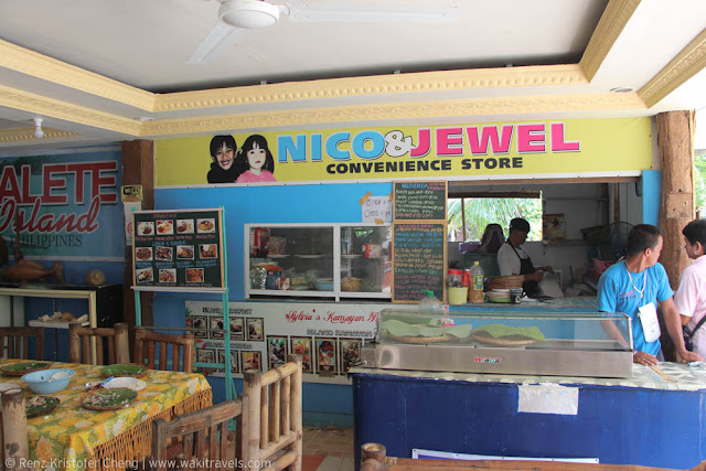 Nico and Jewel Convenience Store, Dona Choleng