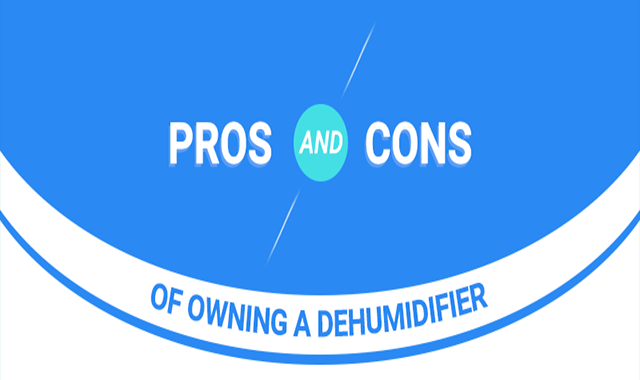 The Pros and The Cons of Owning a Dehumidifier