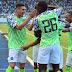 Nigeria vs Czech Republic: International match kicks off  at 2pm