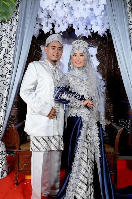 Makeup pengantin muslim ber hijab jilbab