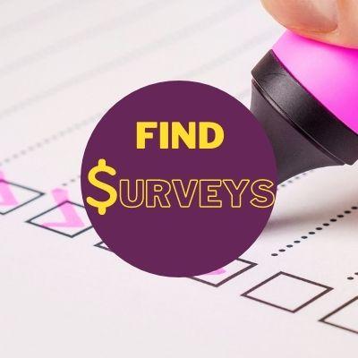 Find Surveys