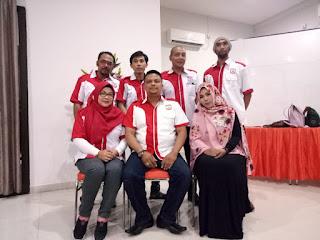 Jajaran Pengurus  DPW Pemuda LIRA Jatim Hadiri Undangan Baladhika Karya