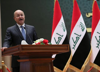 Iraq names new president and premier