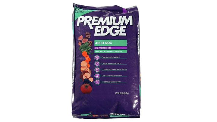 premium edge dog food reviews