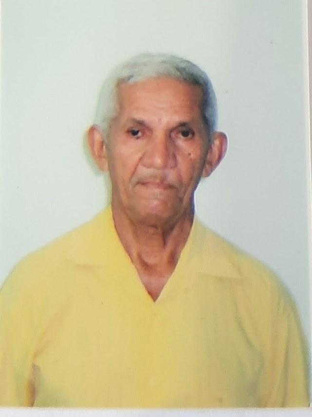 Elesbão Veloso: Aposentado Pedro Adão morre aos 77 anos