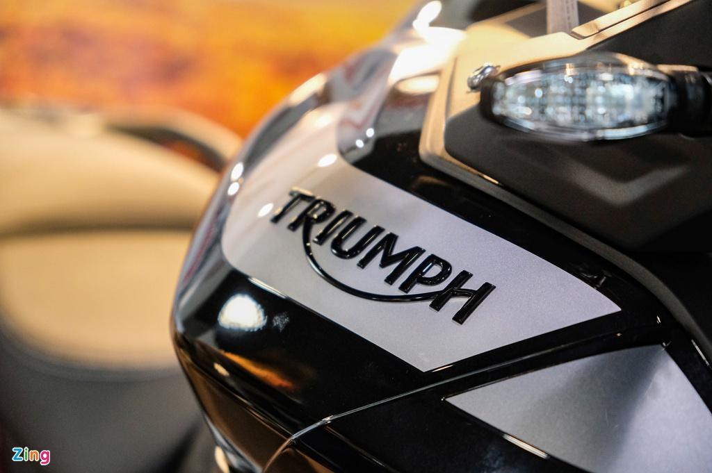 Triumph Tiger 900 ra mắt tại Việt Nam, giá từ 369 triệu đồng