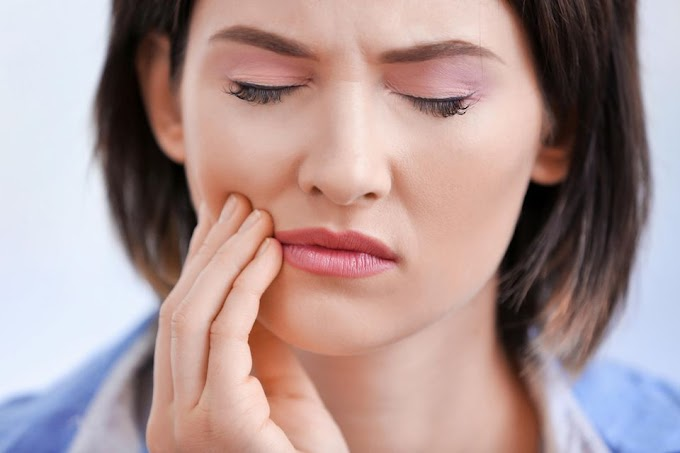 HOME REMEDY AGAINST TOOTHACHE 7 great helpers
