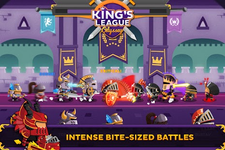Free download King's League: Odyssey APK 1.1.3