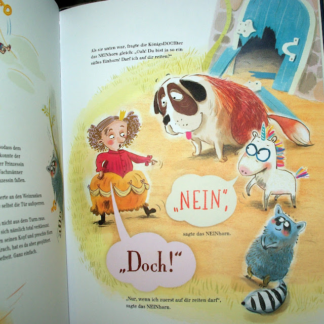 [Books] Marc-Uwe Kling & Astrid Henn - Das NEINhorn