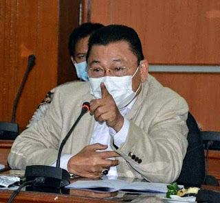 Anggota DPRD RI Cornelis Kecam Keras Bom Bunuh Diri di Gereja Katedral Makassar