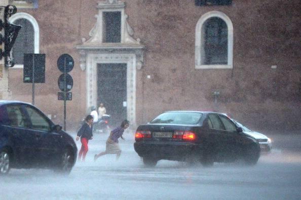 Il maltempo colpisce il Nord Italia