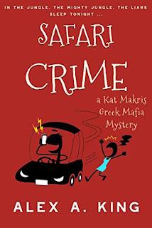Safari Crime by Alex A. King
