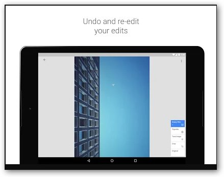 Google Snapseed 2021