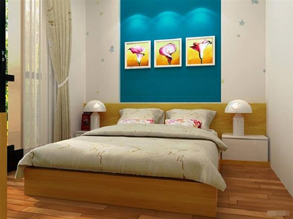 Tranh trang trí nội thất cho không gian sống sang trọng