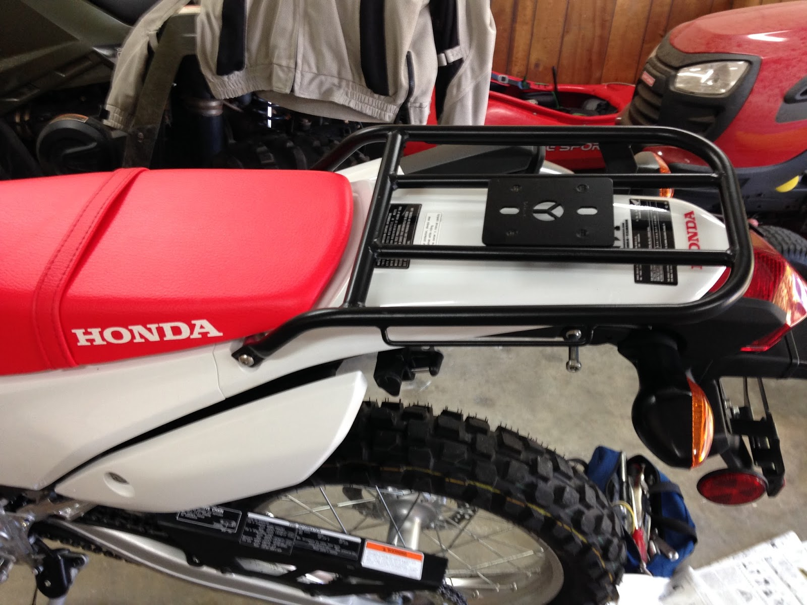 Trans-America Trail 2016: TAT-2016 Post 32 Honda CRF250L ...