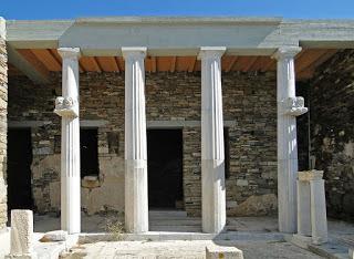 Tα αστικά σπίτια της αρχαιότητας
