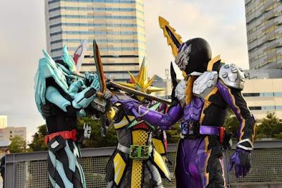Kamen Rider Saber