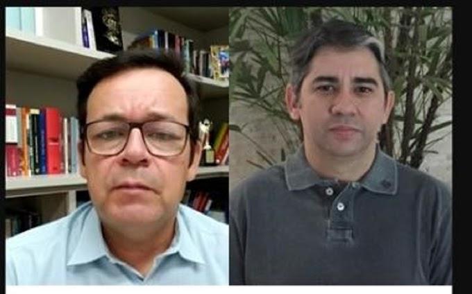 Live Semanal: Dr Ramonilson e prof. Francisco debatem temas importantíssimos para Família e Sociedade