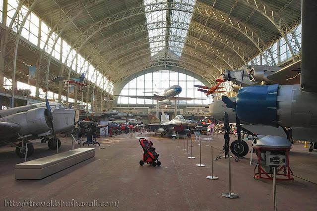 Aeroplanes at War Heritage Museum, Brusssels