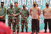 Panglima TNI Bersama Kapolri Gelar Rapat Terbatas di Propinsi Sulsel