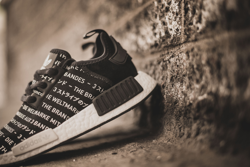 On-Feet Look at the adidas NMD