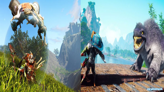 Biomutant's first patch focuses on improving complaints of narrator, combat, and dialogue
