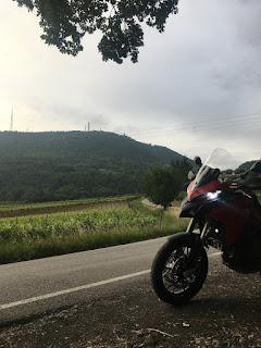 Test ride Ducati Multistrada 950s