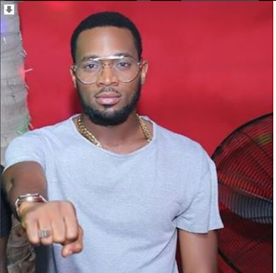 D'banj Poses With Sexy South African Artist, Babes Wodumo