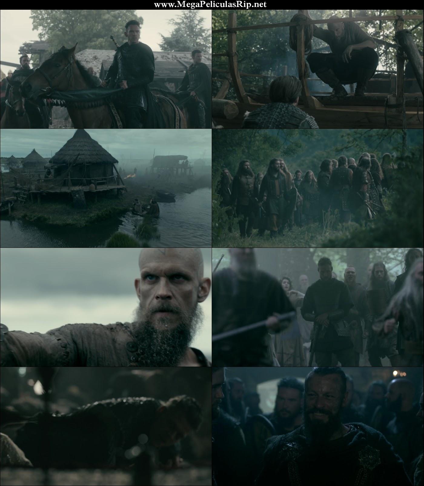 Vikingos Temporada 5 1080p Latino Ingles Mega Megapeliculasrip Megapeliculasrip