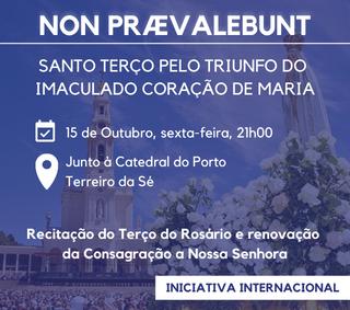 JORNADA INTERNACIONAL DE ORAÇÃO