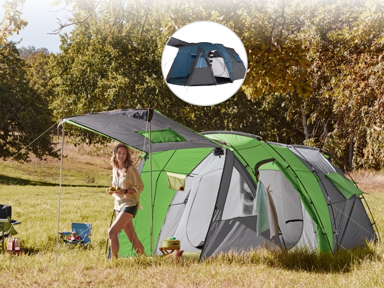 Crivit 4 Man Tent Lidl Opinions Products