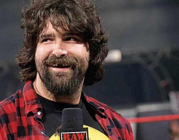 Foto Mick Foley Cactus Jack WWE