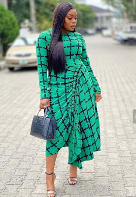 Best Corporate Gown Styles for Nigerian Ladies
