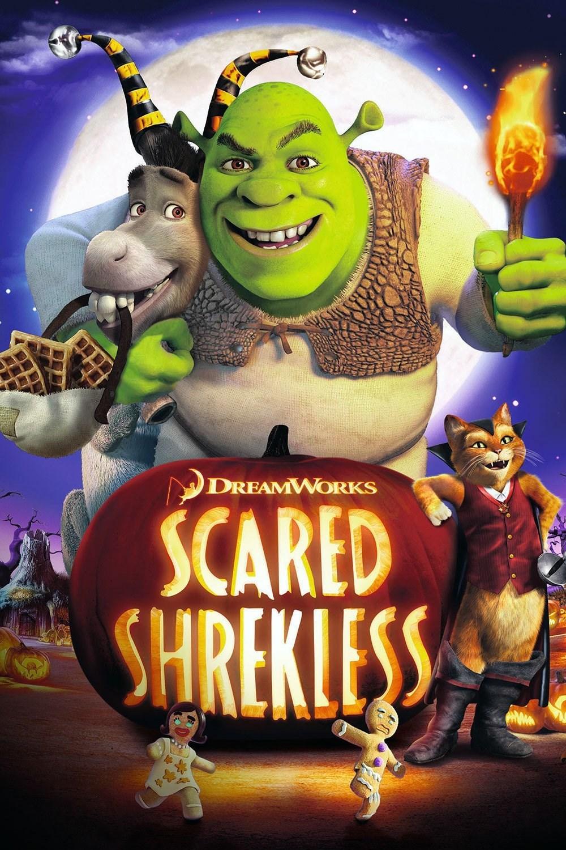 Shrek: Scared Shrekless [2010] [DVDR] [NTSC] [Latino]