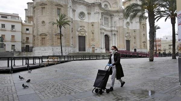 Is Easter in Cádiz in danger?