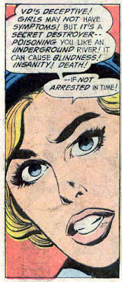 1st Issue Special #4, Lady Cop, VD