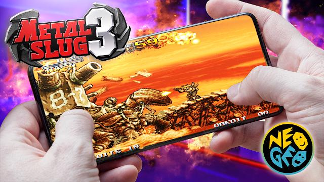 Metal Slug 3 Para Teléfonos Android