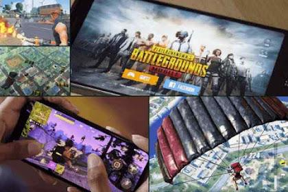 5 Game Battle Royal Untuk HP Ram 1GB